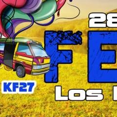KF 27 San Felipe, 28-29 y 30 nov